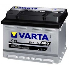 Аккумулятор   56Ah-12v VARTA BLD(C14) (242х175х190),R,EN480