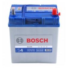 Аккумулятор   40Ah-12v BOSCH (S4018) (187x127x227),R,EN330( Азия) тонк.клеммы