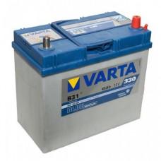 Аккумулятор   45Ah-12v VARTA BD(B31) (238х129х227),R,EN330