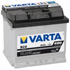 Аккумулятор   45Ah-12v VARTA BLD(B20) (207х175х190),L,EN400