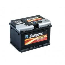 Аккумулятор   60Ah-12v Energizer Prem.(242х175х175), R,EN540