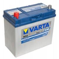 Аккумулятор   45Ah-12v VARTA BD(B34) (238х129х227),L,EN330 Азия