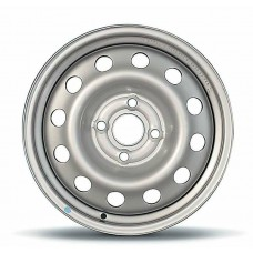 Диск колесный 15х6,0 4x100 Et 45 DIA 56,6 CHEVROLET AVEO металик ДК