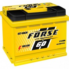 Аккумулятор Форсе 6ст-60
