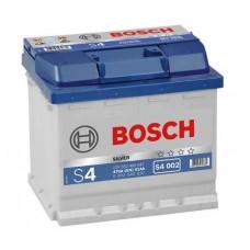 Аккумулятор   52Ah-12v BOSCH (S4002) (207x175x190),R,EN470